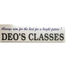 Deo's Classes