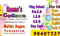Mrs Reenas Cocoon Play School And Preschool