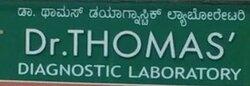 Dr.  Thomas Diagnostic Laboratory