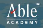 Able Academy