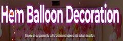 Hem Balloon Decorators