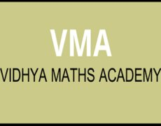 Vidhya Maths Academy