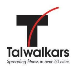 Talwalkars Better Value Fitness