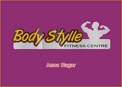 Body Stylle Fitness Centre, Thiruvalluvar Colony