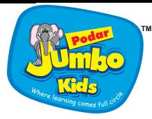 Podar Jumbo Kids, Bhuvanagiri