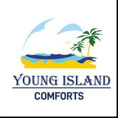 Young Island Comforts
