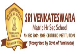 Sri Venkateshwara Matriculation Higher Secondary School