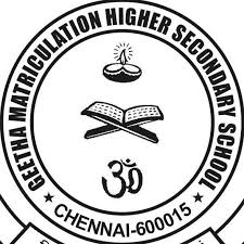 Geetha Matriculation Higher Secondary School