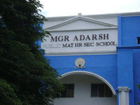 Mgr Adarsh Public Matriculation Higher Secondary School