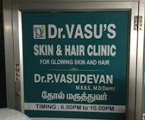 Dr. Vasu's Skin & Hair clinic