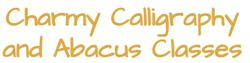 Charmy Calligraphy And Abacus Classes