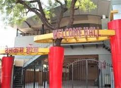 Welcome Hall