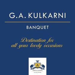 G.A Kulkarni Banquet Hall