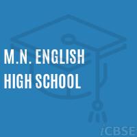 M N English High School