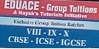 Eduace Group Tuitions