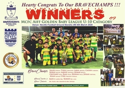 Bravehearts Football Skool Training Center