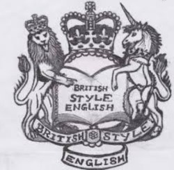 British Style English