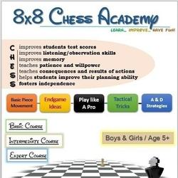 8 X 8 Chess Academy