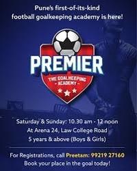 Premier Goalkeeper