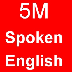 5m Spoken English