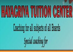 Hayagriva Tuition Centre