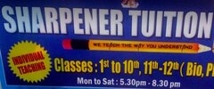 Sharpener Tuition Centre
