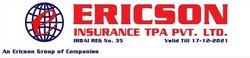 Ericson Insurance Tpa Pvt. Ltd.