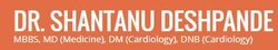 Dr. Shantanu Deshpande