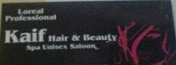 Kaif Hair & Beauty Unisex Salon