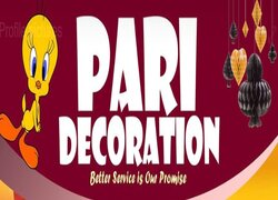 Pari Decoration