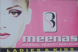 Meenas Beauty Parlour For Ladies & Kids