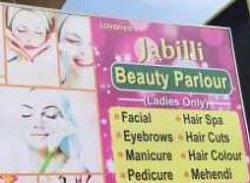 Jabilli Beauty Parlour