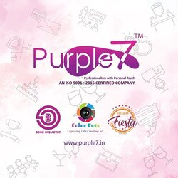 Purple 7 The Events