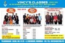 Vincys Classes, Tilak Nagar