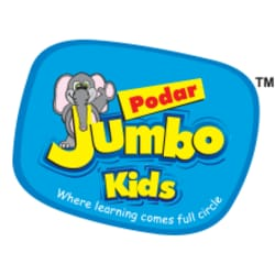 Podar Jumbo Kids, Rajpath Row House