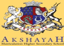 Akshayah Matriculation Higher Secondary School
