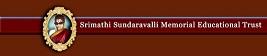 Srimathi Sundaravalli Memorial School, Nagappa Nagar