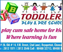 Toddlers Play And Preschool