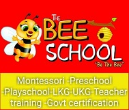 The Bee School Preschool Play School Montessori