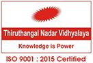 Thiruthangal Nadar Vidhyalaya