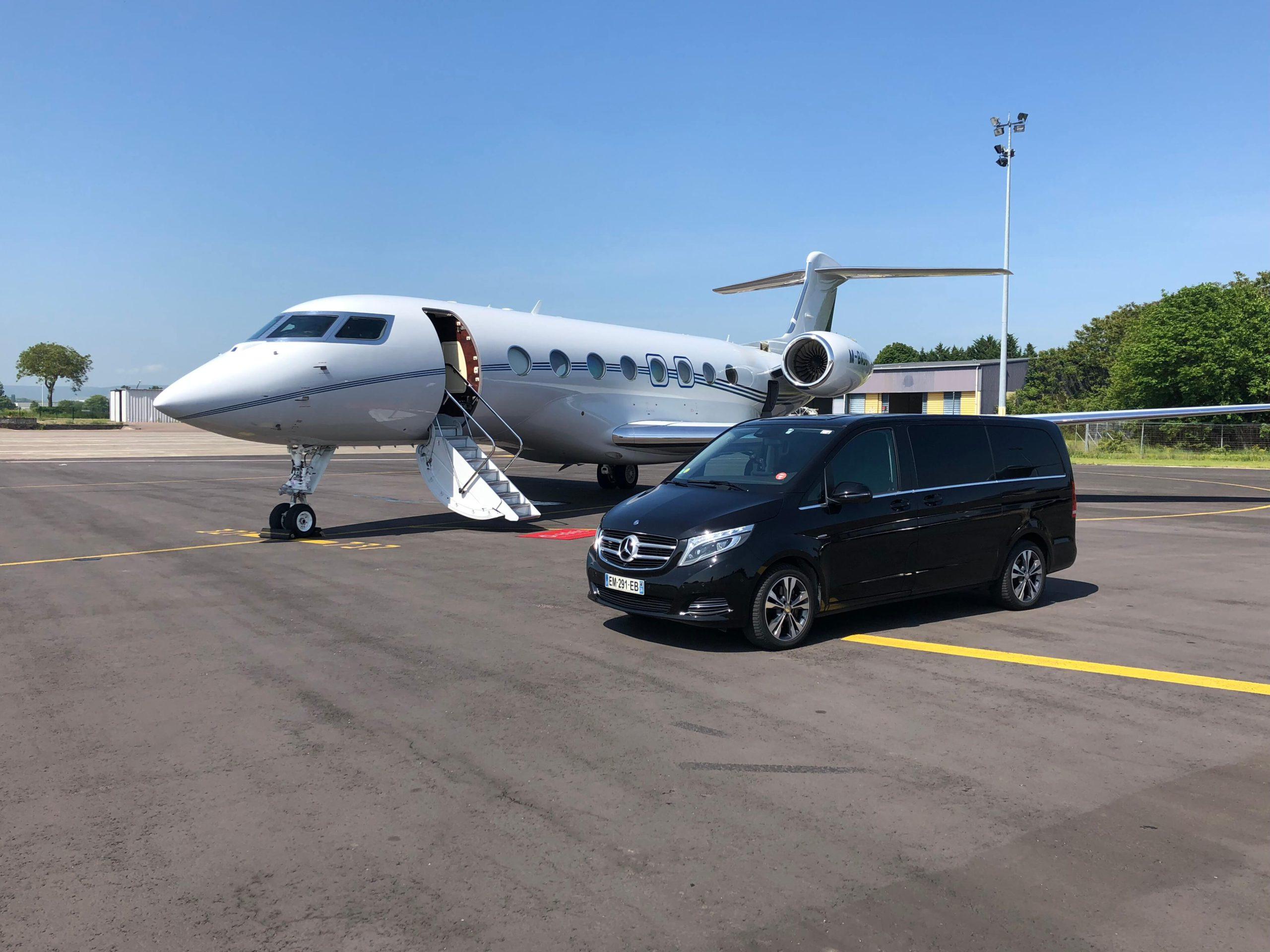 private jet airport transfer farnborough airport