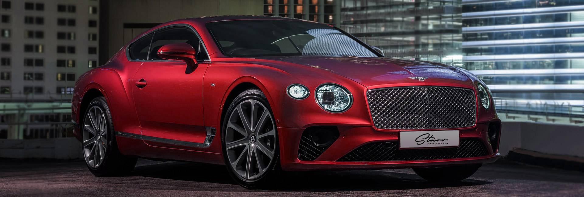 Bentley Car Hire Largest Fleet Of Bentley Rentals In The Uk