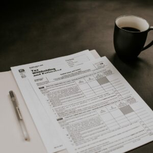 Withholding Tax form