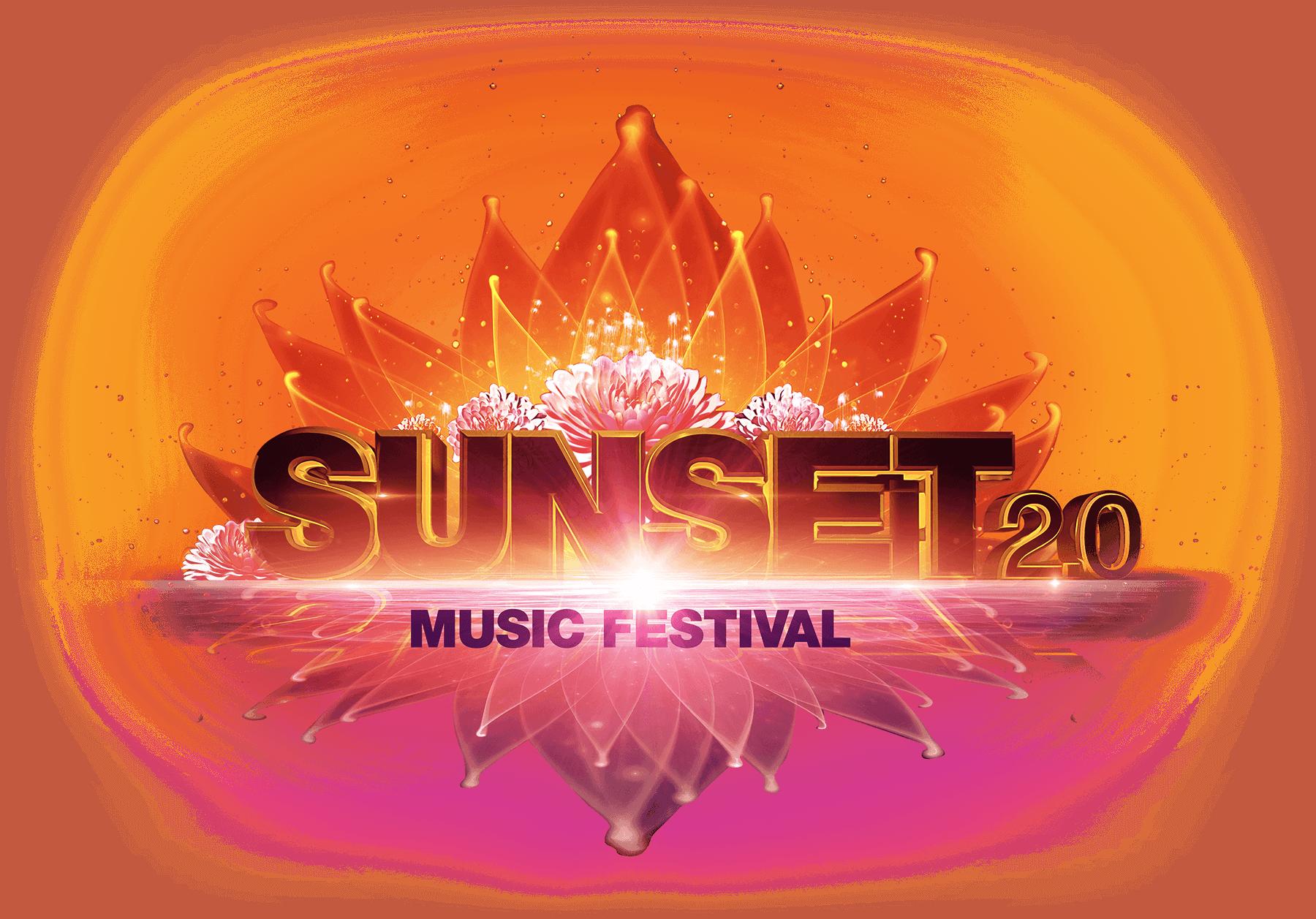 Sunset Music Festival 2020 logo