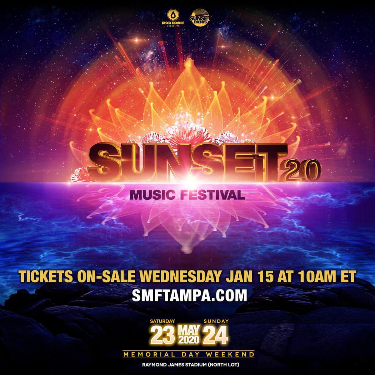 Sunset Music Festival 2020