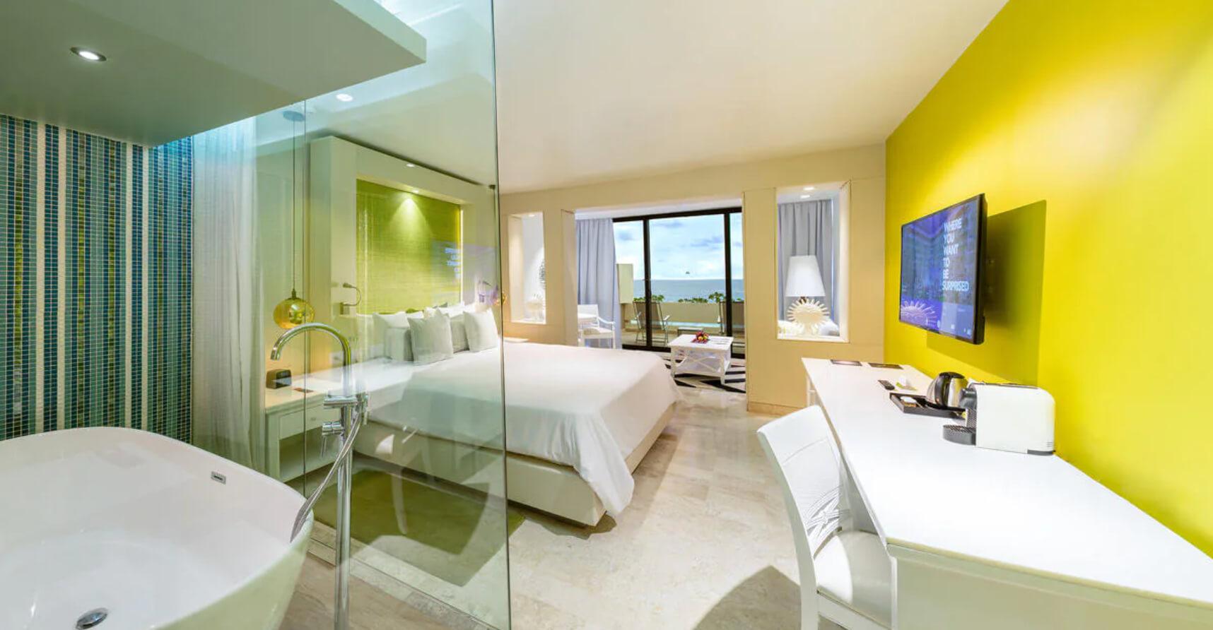The Reserve Luxury Junior Suite Ocean View King