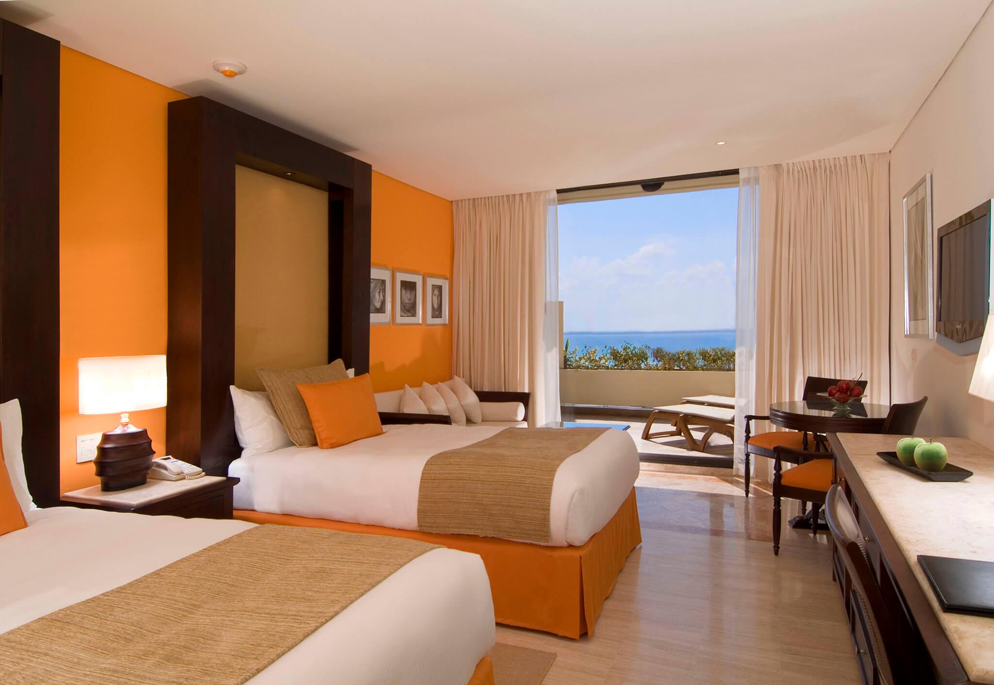 Paradisus Junior Suite Ocean View 2 Doubles