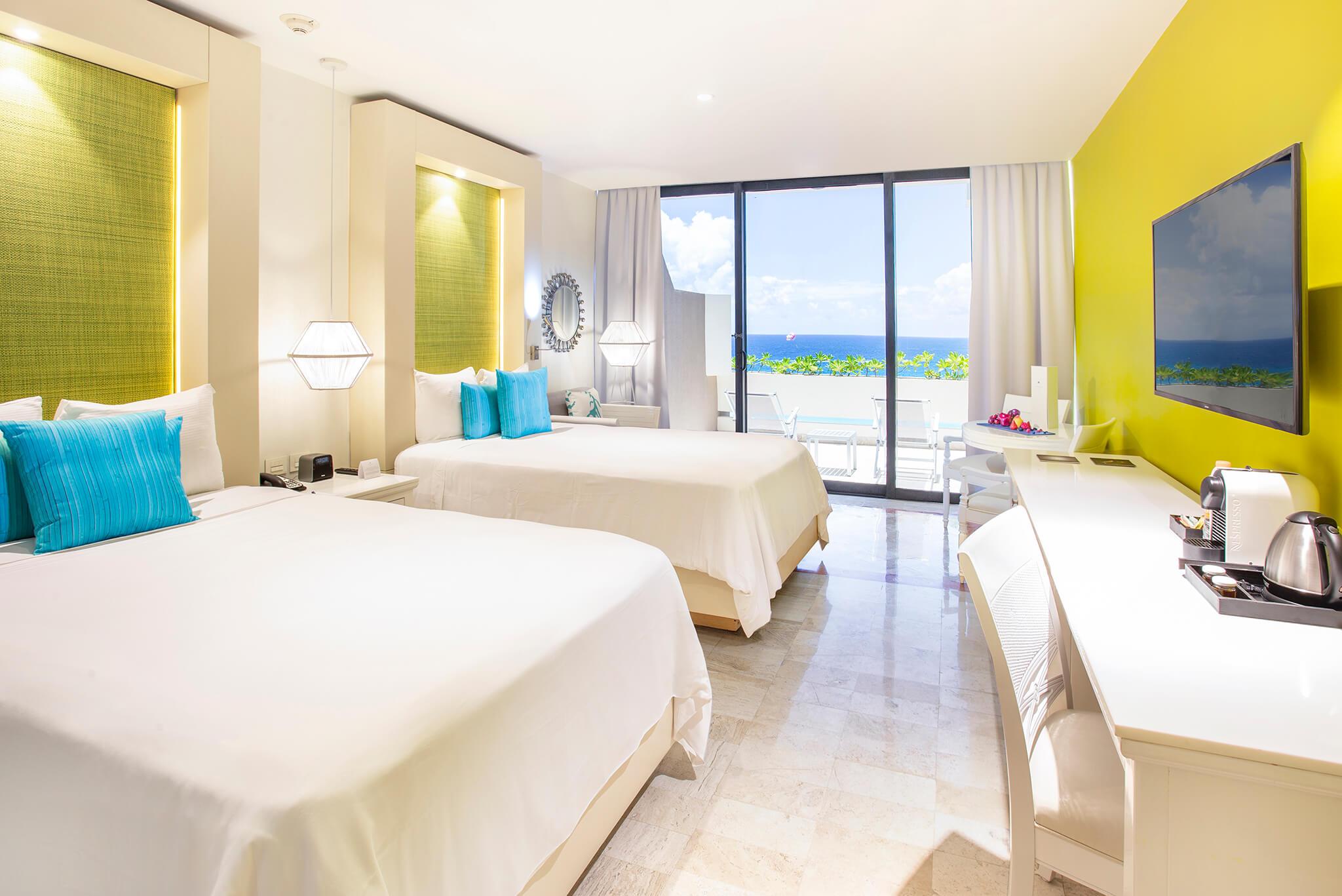 The Reserve Junior Suite Ocean View