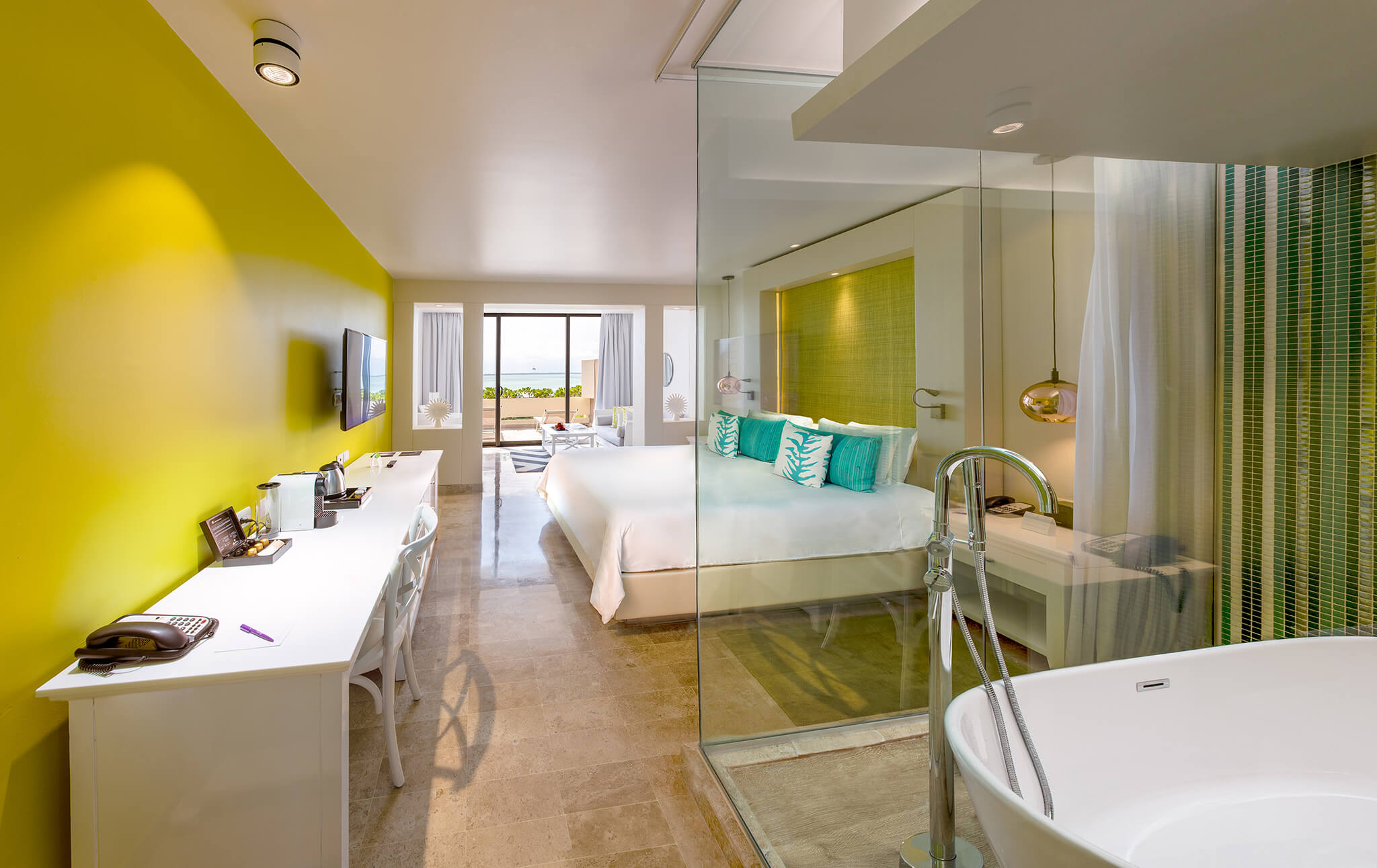 The Reserve Luxury Junior Suite Lagoon View King