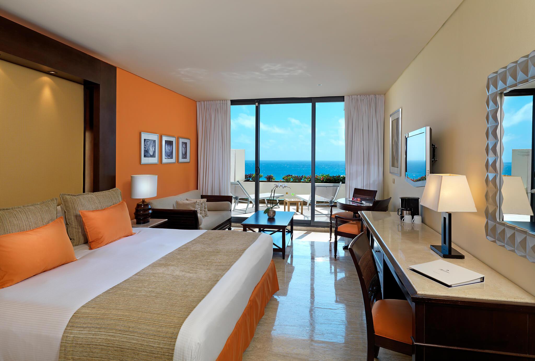 Paradisus Junior Suite Ocean View King